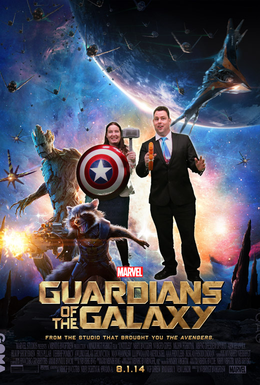 Guardians Karen and Lloyd