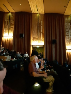 Palace Barracks Cinemas. Copyright Lloyd Marken.