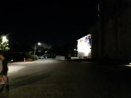 The Brisbane Powerhouse nearing midnight. Copyright Lloyd Marken.