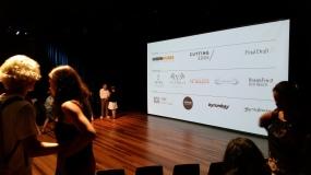 Young Australian Filmmakers Awards 14OCT2017as part of Byron Bay Film Festival 2017. Copyright Lloyd Marken.