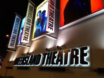 Hedda by the Queensland Theatre company 15NOV2018.. Copyright Lloyd Marken.
