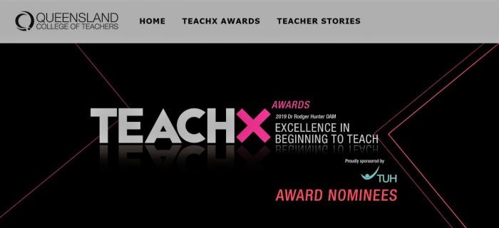 TEACHX Beginning
