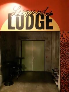 The entrance to the Graffiti room. Copyright Lloyd Marken.