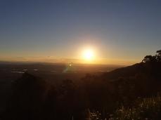 Sunset. Copyright Lloyd Marken.