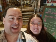 Karen and I. Copyright Lloyd Marken.