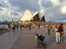 Sydney Opera House. Copyright Lloyd Marken.