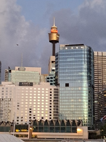 Centrepoint Tower. Copyright Lloyd Marken.