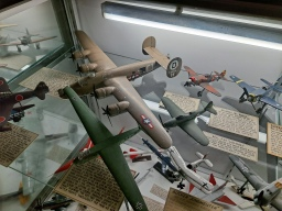 Karen's Grandfather is never far from thoughts when I spot a B-24 Liberator. Copyright Lloyd Marken.